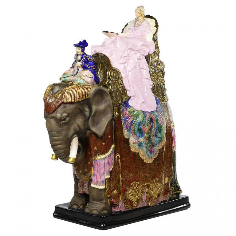 "Royal Doulton ""Princess Badoura"" Figurine"