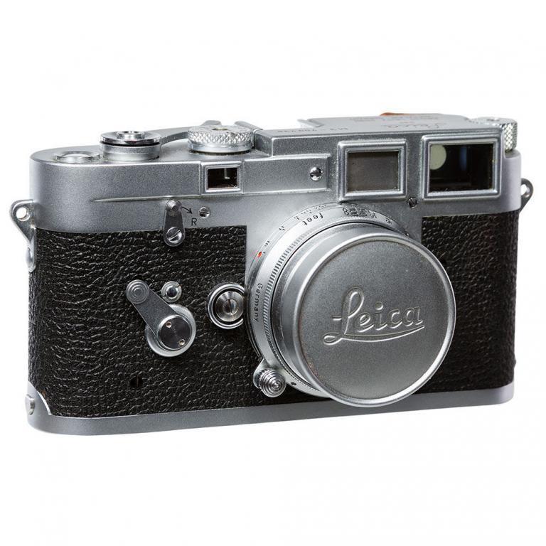 Leica DBP M3 Chrome Rangefinder Camera