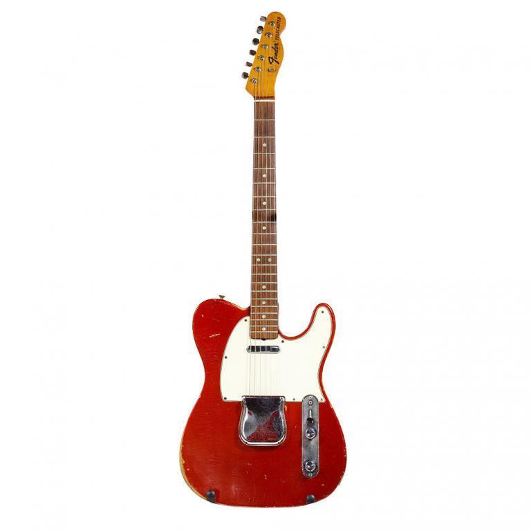 Fender 1967/8 Telecaster Electric Guitar