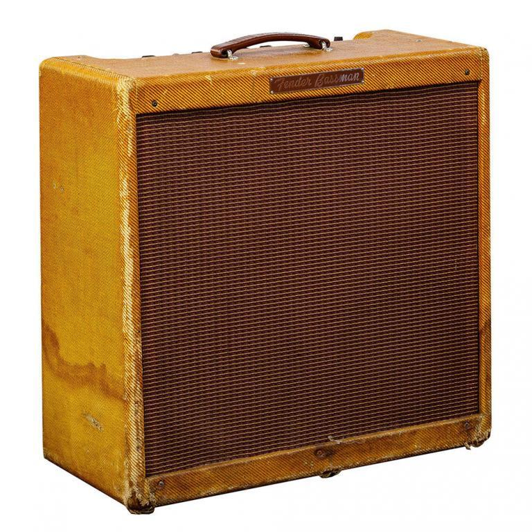 Fender 1959 5-F6 Bassman Amplifier