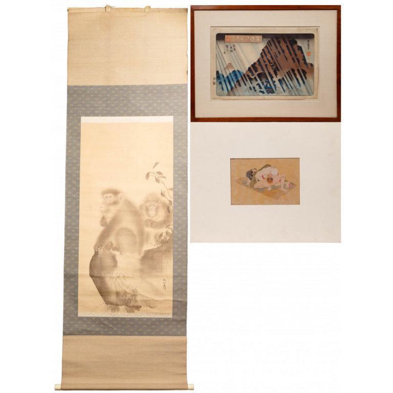Japanese Artwork Assortment
