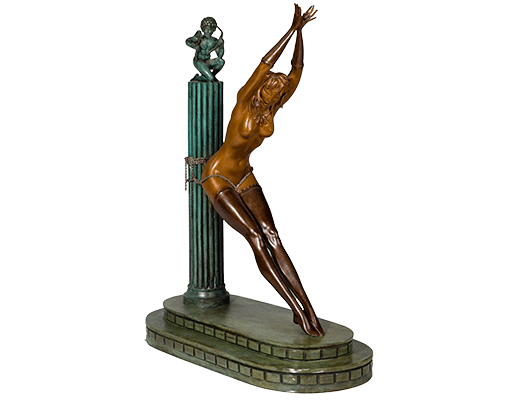 Erte Statue