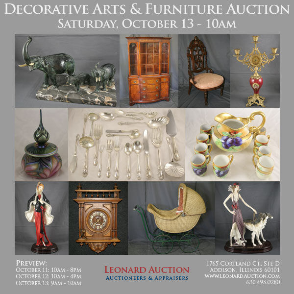 First Online Auction