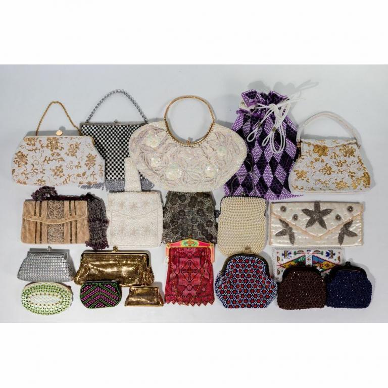 Mesh and Beaded Bag Assortment